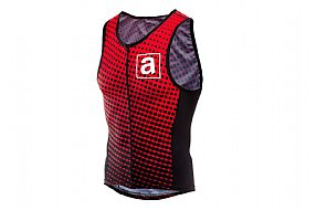 ProCorsa Mens Athletes Lounge Tri Top