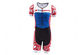 ProCorsa Mens TriSports One-Piece Tri Suit