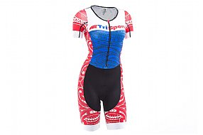 ProCorsa Womens TriSports One-Piece Tri Suit