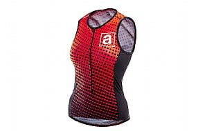 ProCorsa Womens Athletes Lounge Tri Top