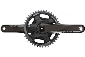 Quarq SRAM Red 1x AXS Power Meter Crankset DUB