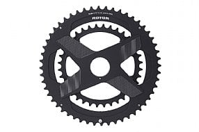 Rotor Aldhu Direct Mount Round Chainring Set