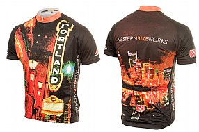 Riva WesternBikeworks City Lights Jersey