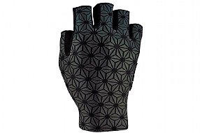Supacaz SupaG Oil Slick Reflective Short Glove