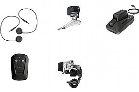 SRAM Red eTap Aero/TT Electronic Groupset