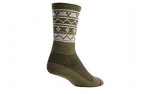 Sock Guy Assorted Wooligan Socks (6 inch cuff)