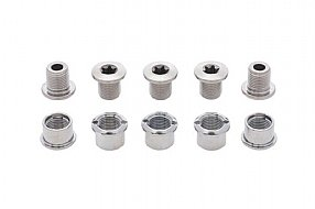 Shimano FC-5700 Gear Fixing Bolt & Nut (5 Sets)