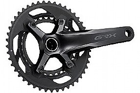 Shimano GRX FC-RX600 10-Speed Double Crankset