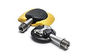 Speedplay Zero Aero Stainless Pedals with Walkable Cleats