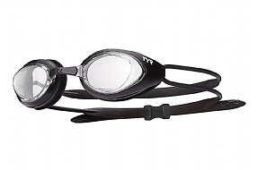 TYR Sport Black Hawk Racing Goggle