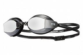 TYR Sport Black Ops 140 EV Racing Mirrored Goggle