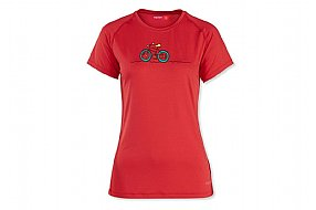 Terry Womens Tech Tee