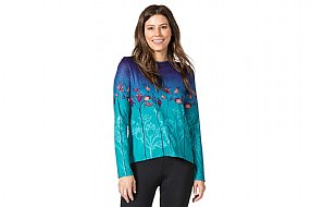 Terry Womens Soleil Flow Long Sleeve Top