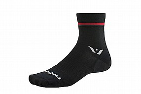 Swiftwick Pursuit Four UL Merino Wool Retro Stripe Sock