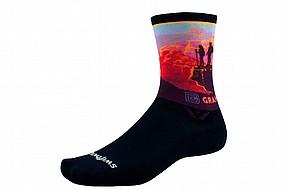 Swiftwick Vision Six Impression National Parks Sock