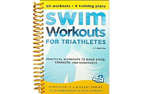 VELOpress Swim Workouts For Triathletes 2nd Ed.