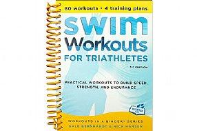 VELOpress Swim Workouts For Triathletes 2nd Ed.