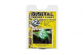 TriSports Digital Helmet Light