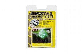 TriSports Digital Helmet Light
