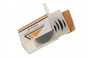 TriSports Glueless Inner Tube Patch Kit