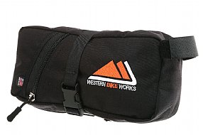 Western Bikeworks Sew Up Saddle Bag