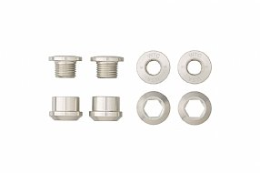 Wolf Tooth Components Set of 4 Alloy Chainring Bolts for 1x Drivetrains