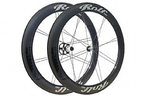 Rolf Prima 2019 ARES6 Carbon Clincher Wheelset