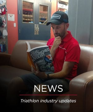 triathlon news
