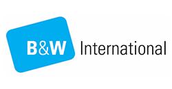 B and W International