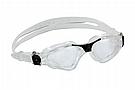 Aqua Sphere Kayenne Goggle Clear/Black w/Clear Lens