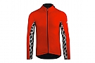 Assos Mens MILLE GT Spring Fall LS Jersey Nationalred