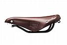 Brooks B17 S Standard Womens Saddle Antique Brown - 176mm