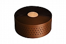 Brooks Perforated Leather Handlebar Tape Antique Brown
