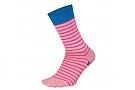 DeFeet Aireator 6 Inch Socks Sailor Pink / Process Blue