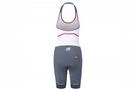 Giro Womens Chrono Expert Halter Bib LTD - Ondas Port Grey Ondas