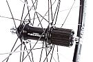 Handspun Quality Wheels Shimano 105 5800/DT R460 Rear Clincher Wheel