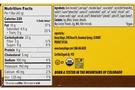 Almond Butter Dark Chocolate Nutrition Facts