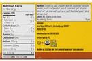 Peanut Butter Milk Chocolate Nutrition Facts