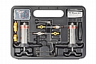 Jagwire Elite Mineral Oil Bleed Kit Shimano, Magura, and Tektro Adapters