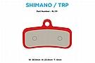 MTX Braking Red Label RACE Brake Pads Shimano 4-piston ALL