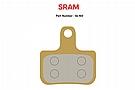 MTX Braking Gold Label HD Brake Pads SRAM AXS/Force/Level/Red