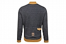 Pearl Izumi Mens Expedition Thermal Jersey Dark Ink/Toffee