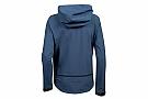 Pearl Izumi Womens Monsoon WXB Hooded Jacket Dark Denim/Navy