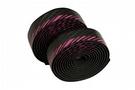 Silca Nastro Cuscino Handlebar Tape Black with Hot Pink