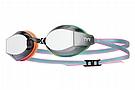 TYR Sport Black Ops 140 EV Racing Mirrored Goggle Rainbow/Black