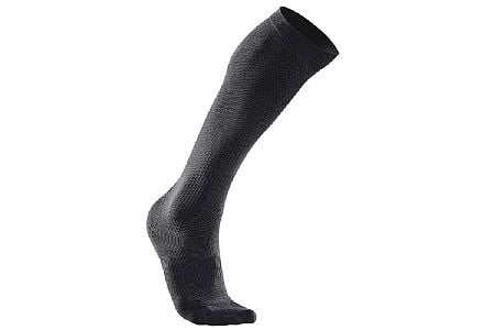 2XU Mens Compression Performance Run Socks