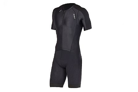 2XU Mens Compression Full Zip Sleeved Tri Suit