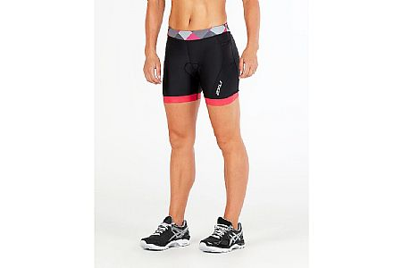 "2XU Womens Active 4.5"" Tri Short"