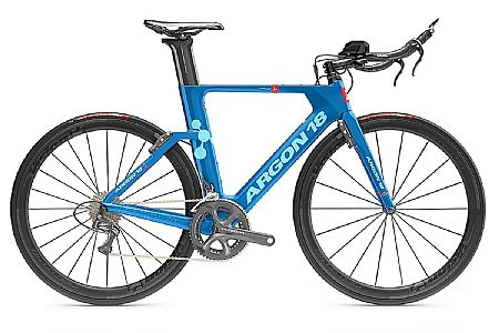 Argon18 2018 E-117 Ultegra Triathlon Bike