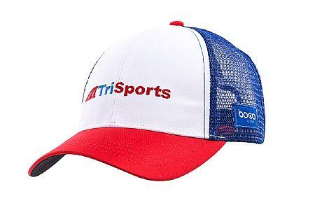 Boco Gear Tri Sports Team All Mesh Technical Trucker Hat